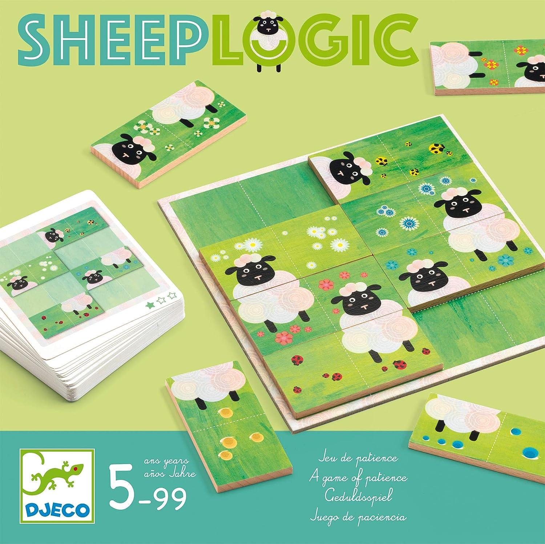 DJECO- Juegos de Acción Y Reflejos, Multicolor (15): Amazon.es: Juguetes y juegos