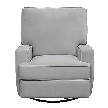 Stupendous Baby Relax Flexliving Swivel Glider Recliner Chair Modern Furniture Gray Beatyapartments Chair Design Images Beatyapartmentscom