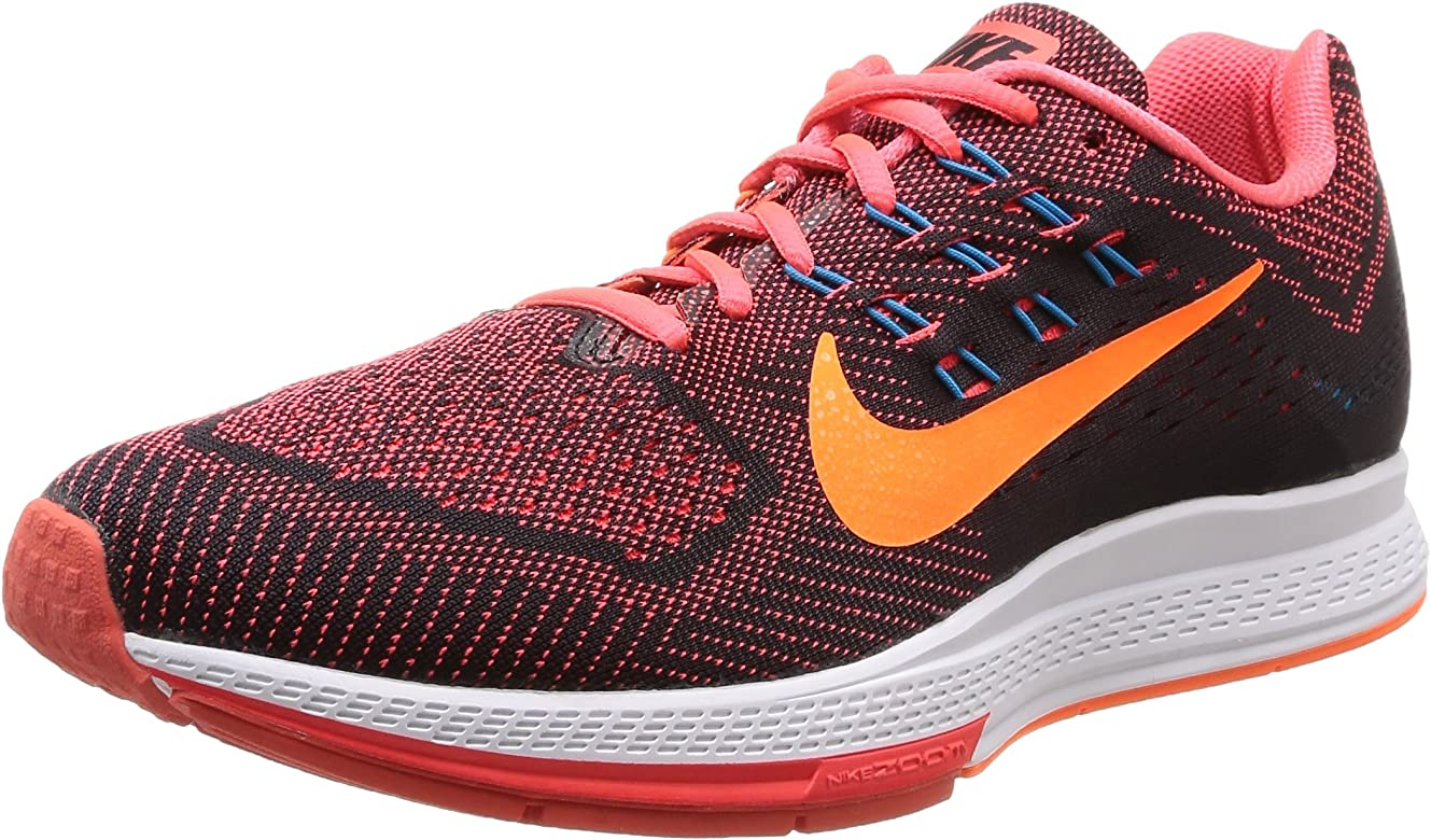 06f7a295341fc Men's Air Zoom Structure 18 Running Shoes