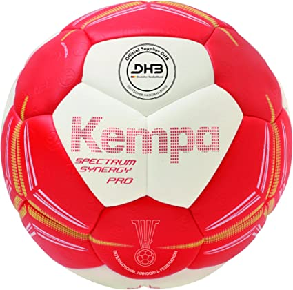 Kempa Spectrum Synergy Pro Balón, Rojo/Blanco/Lima, 2: Amazon.es ...
