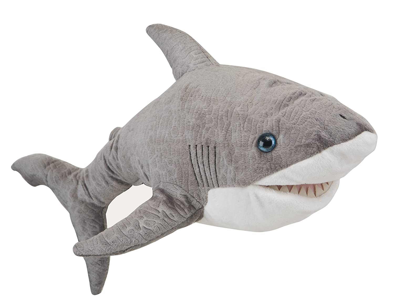 Daphnes Novely - Funda para cabeza de palo de golf, diseño de tiburón