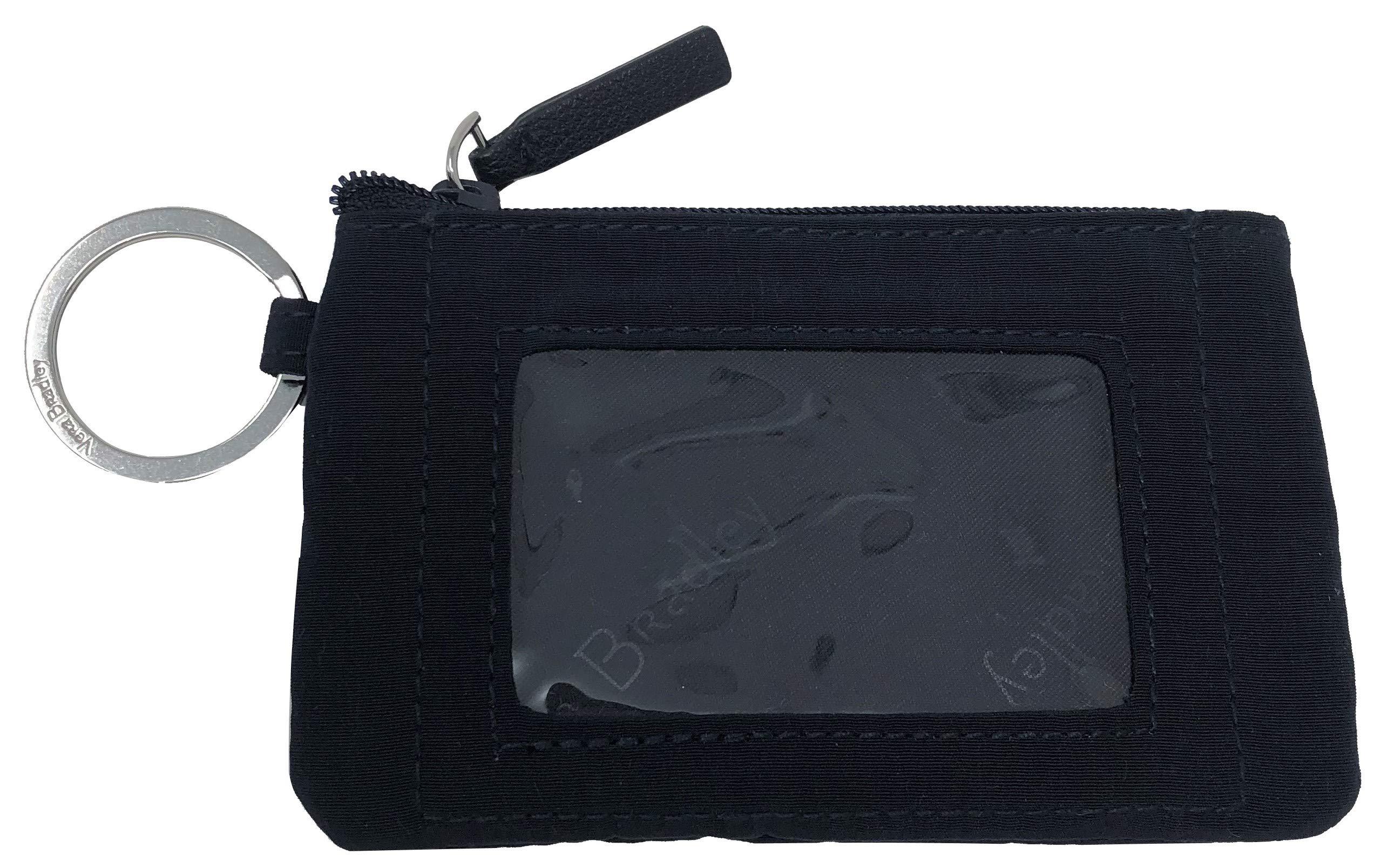 Vera Bradley Women's Zip ID Case (Classic Navy) by Vera Bradley