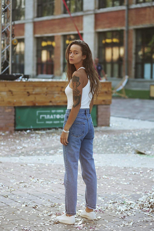 Amazon.com: Mom Jeans, Boyfriend Jeans, Denim Jeans, Vintage ...