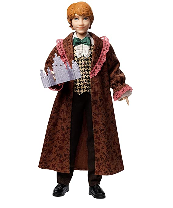 Harry Potter Ron Weasley Yule Ball Doll by Mattel