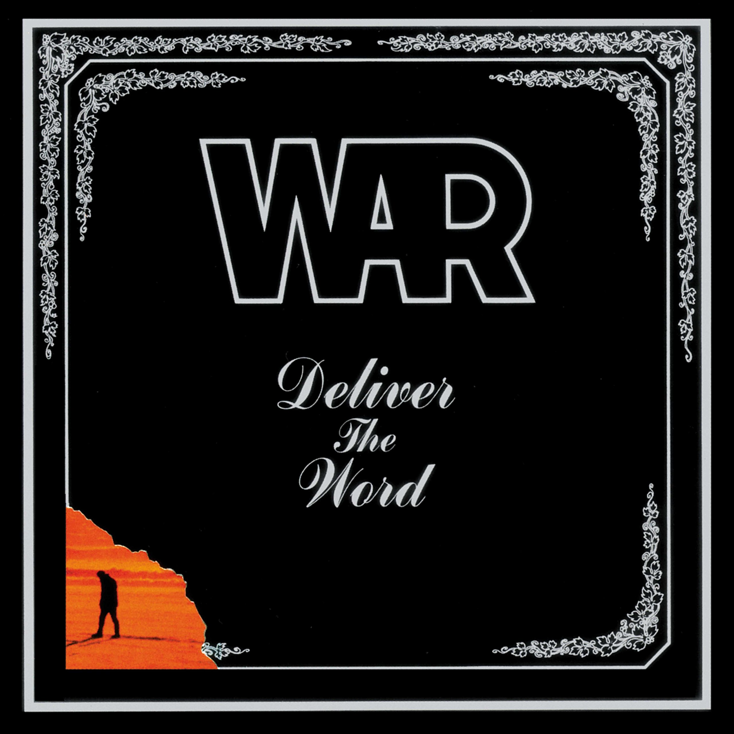 CD : War - Deliver the Word