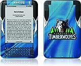 Skinit Kindle Skin (Fits Kindle Keyboard), Minnesota Timberwolves