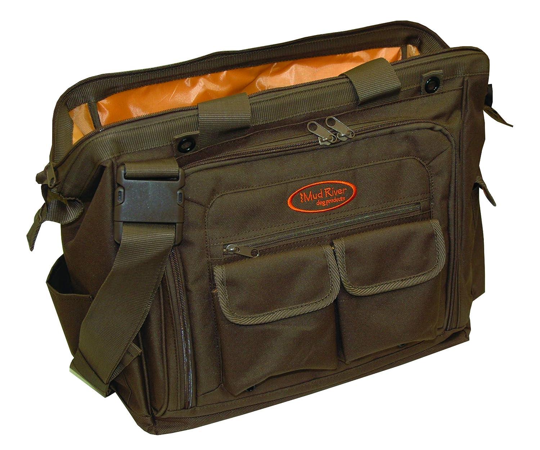 Mud River Dog Handlers Bag, 16 x 11 x 14 , Brown