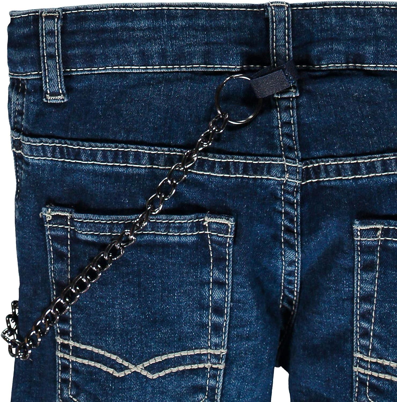Brums Pantalone Denim Elasticizzato Foderato