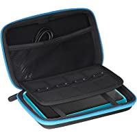 MoKo Case for Nintendo New 2DS XL, Water Resistant Travel Carrying Pouch Holder Protective Storage Bag for Gaming Nintendo New 2DS XL / 3DS XL (2017)
