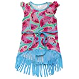 So Sydney Toddler & Girls Bohemian Fringe Accent