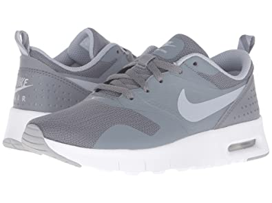 the latest b1f0e 17293 Nike Kids Air Max Tavas (PSE) Cool GreyWolf Grey-White Running
