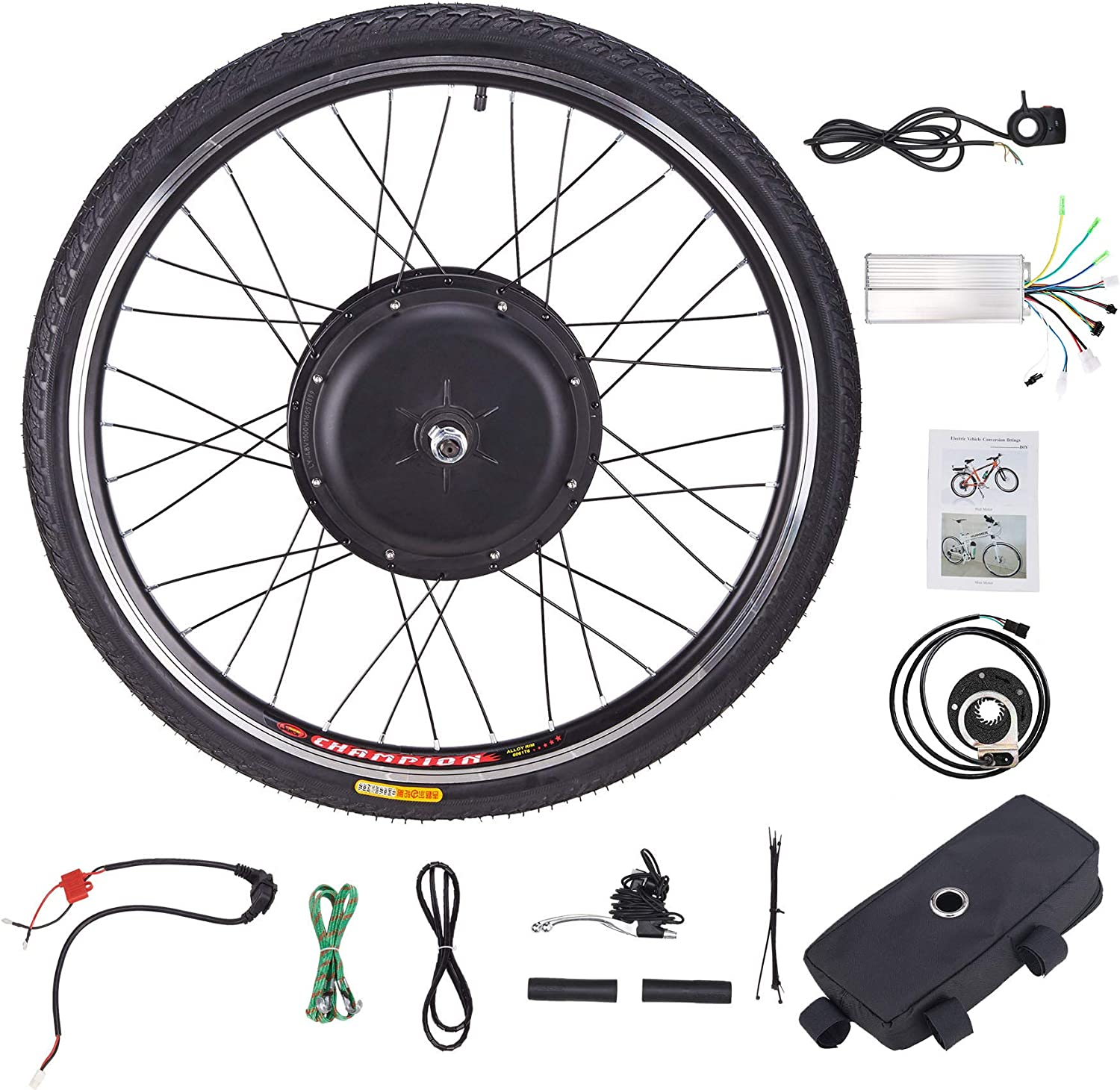 Electronic Bike Conversion Kit
