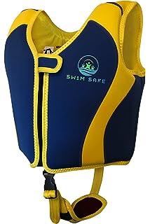 5f55d29493005 SW1M SAFE Swim Vest ◇ Premium Boys And Girls Neoprene Fixed Float Buoyancy  Jacket With…