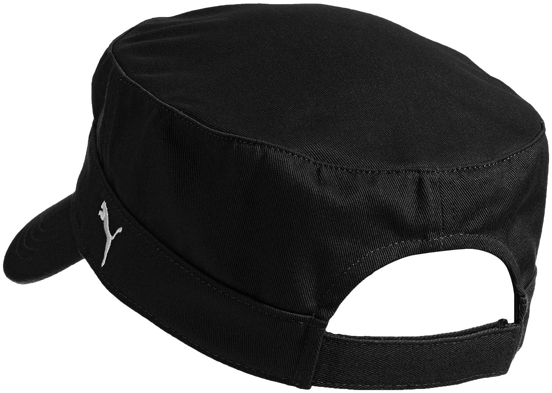 Puma Essential Military Cap - Gorra para Hombre, Color Negro, Talla Talla única: Amazon.es: Deportes y aire libre