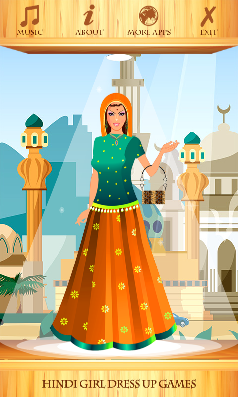 Amazon Hindi Girl Dress Up Games Appstore For Android