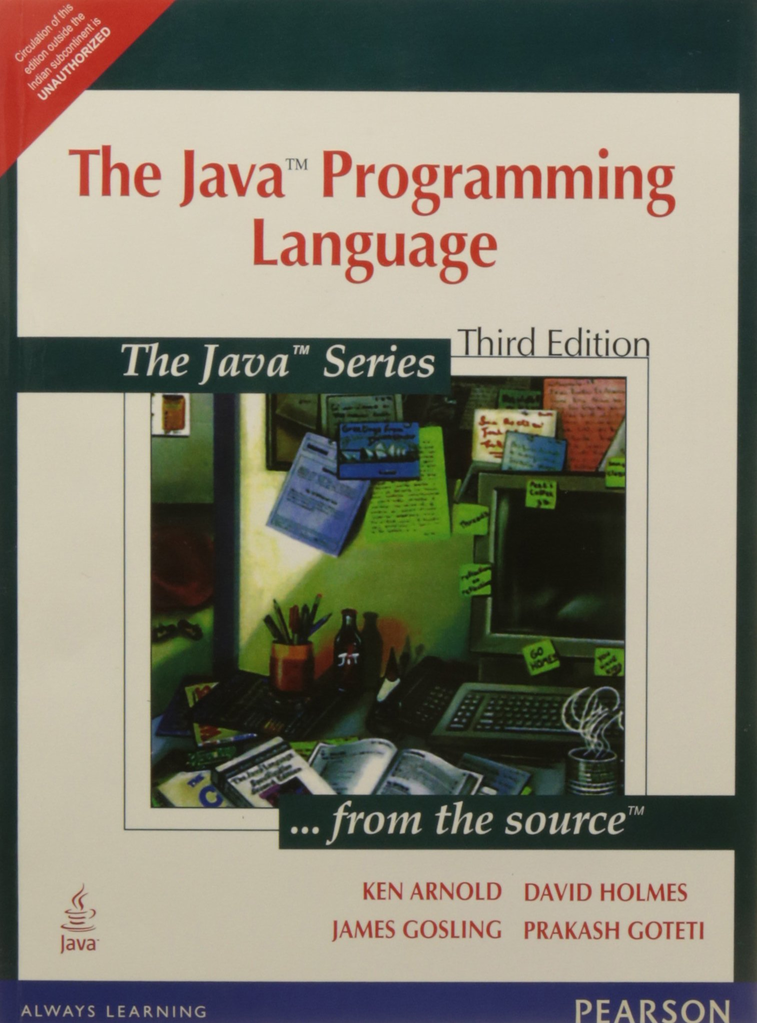 The Java Programming Language pdf