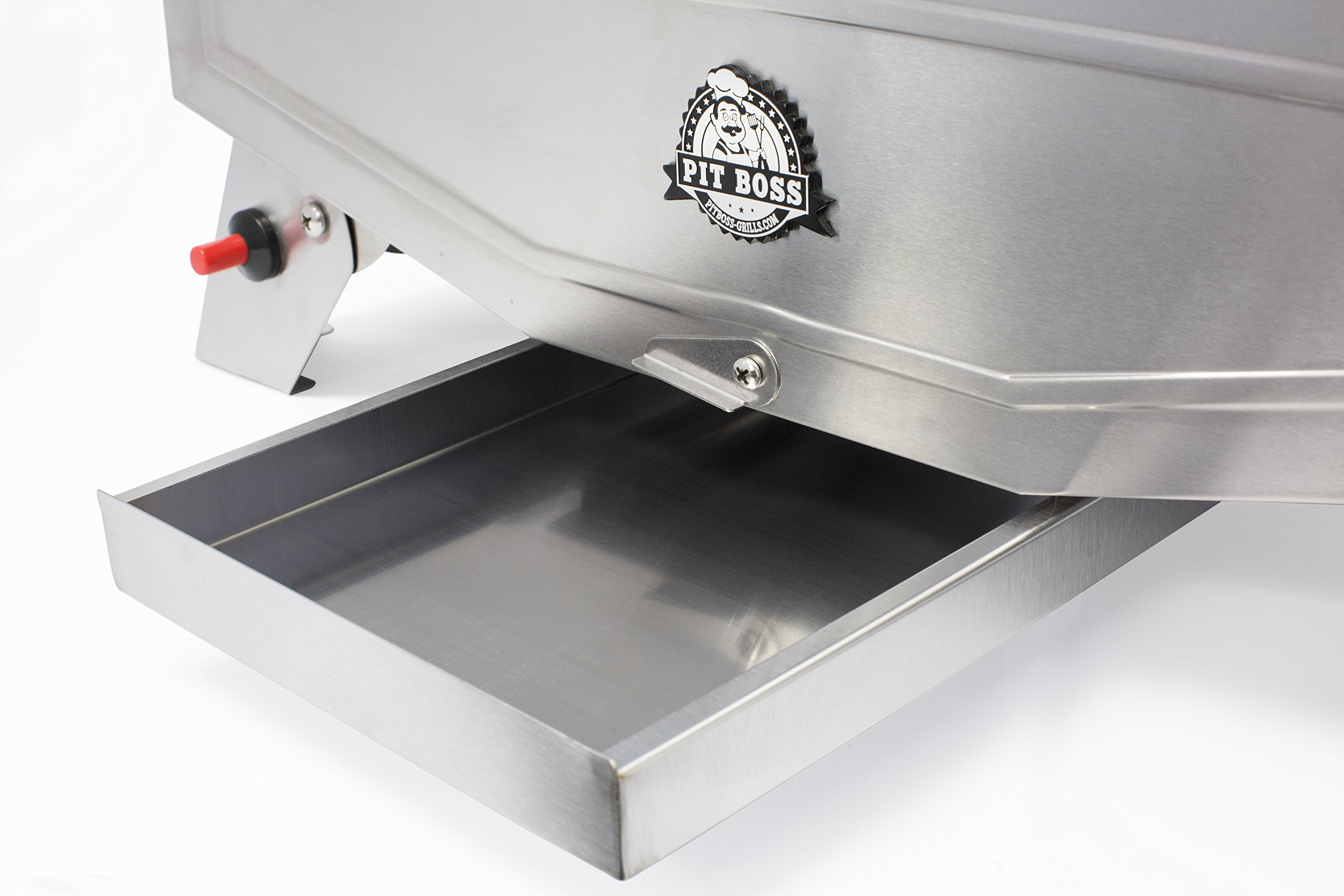 Pit Boss Grills PB100P1 Pit Stop Single-Burner Portable Tabletop Grill by Pit Boss Grills (Image #7)