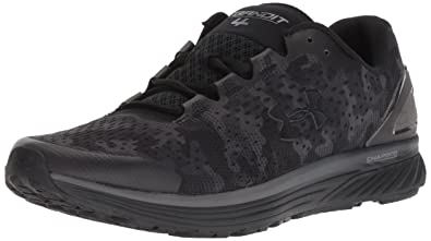 huge discount 51750 d4c29 Under Armour Men s Charged Bandit 4 Running Shoe, Black (001) Graphite,
