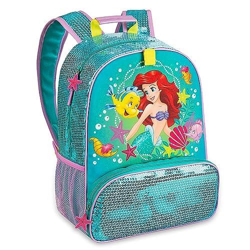 Disney Store. Mochila para escuela de la Sirenita: Amazon.es: Zapatos y complementos