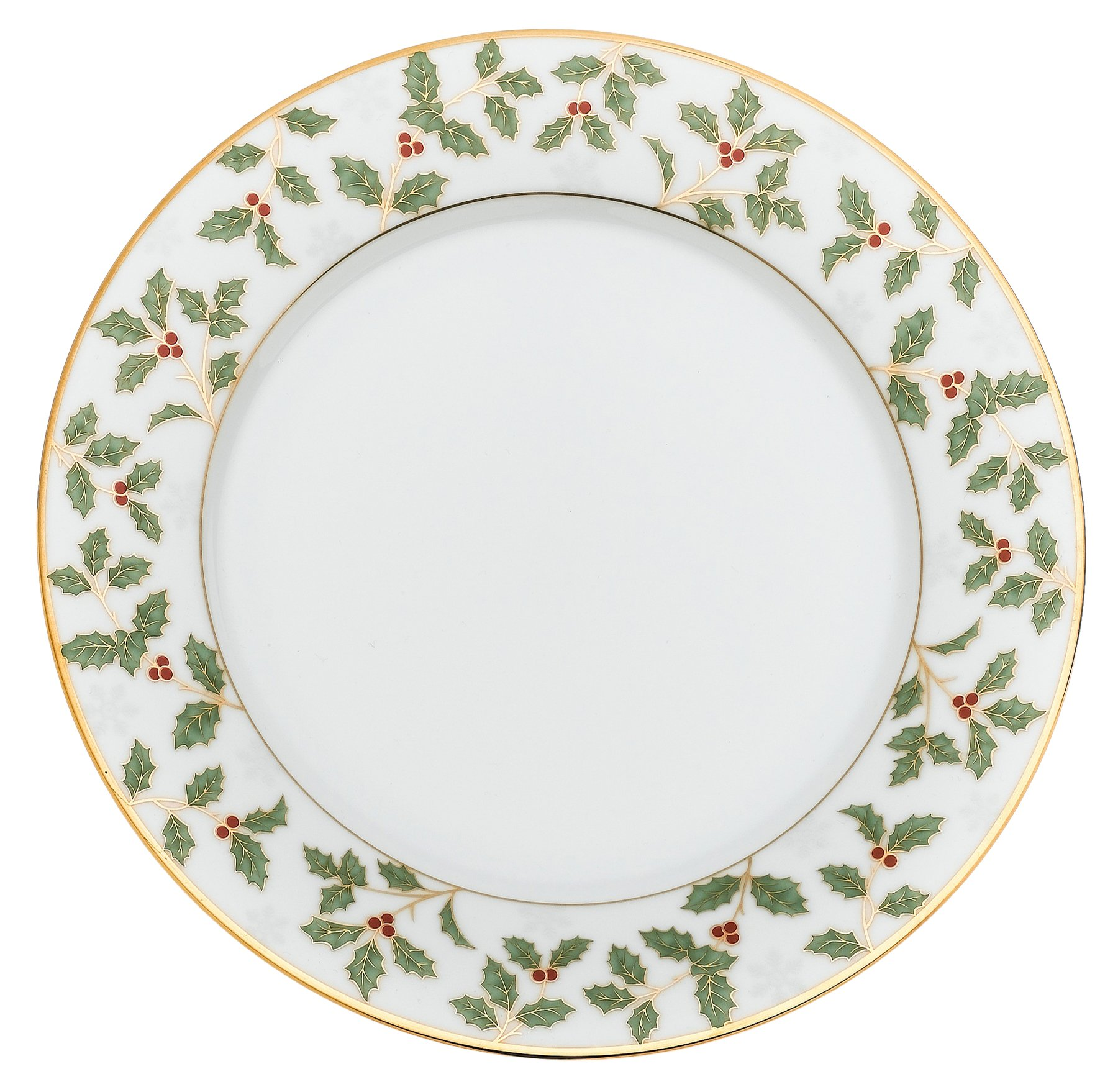 Noritake Holly and Berry - 40 piece set, service for eight by Noritake (Image #2)