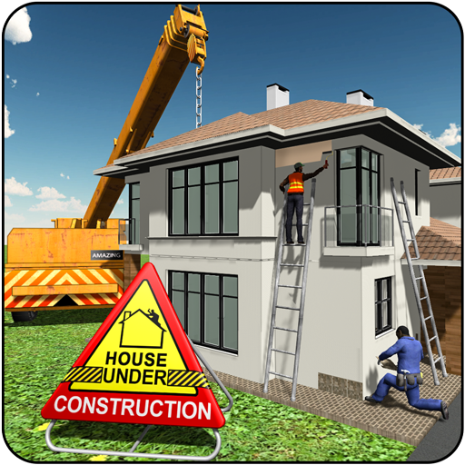 - House Building Construction Games - City Builder