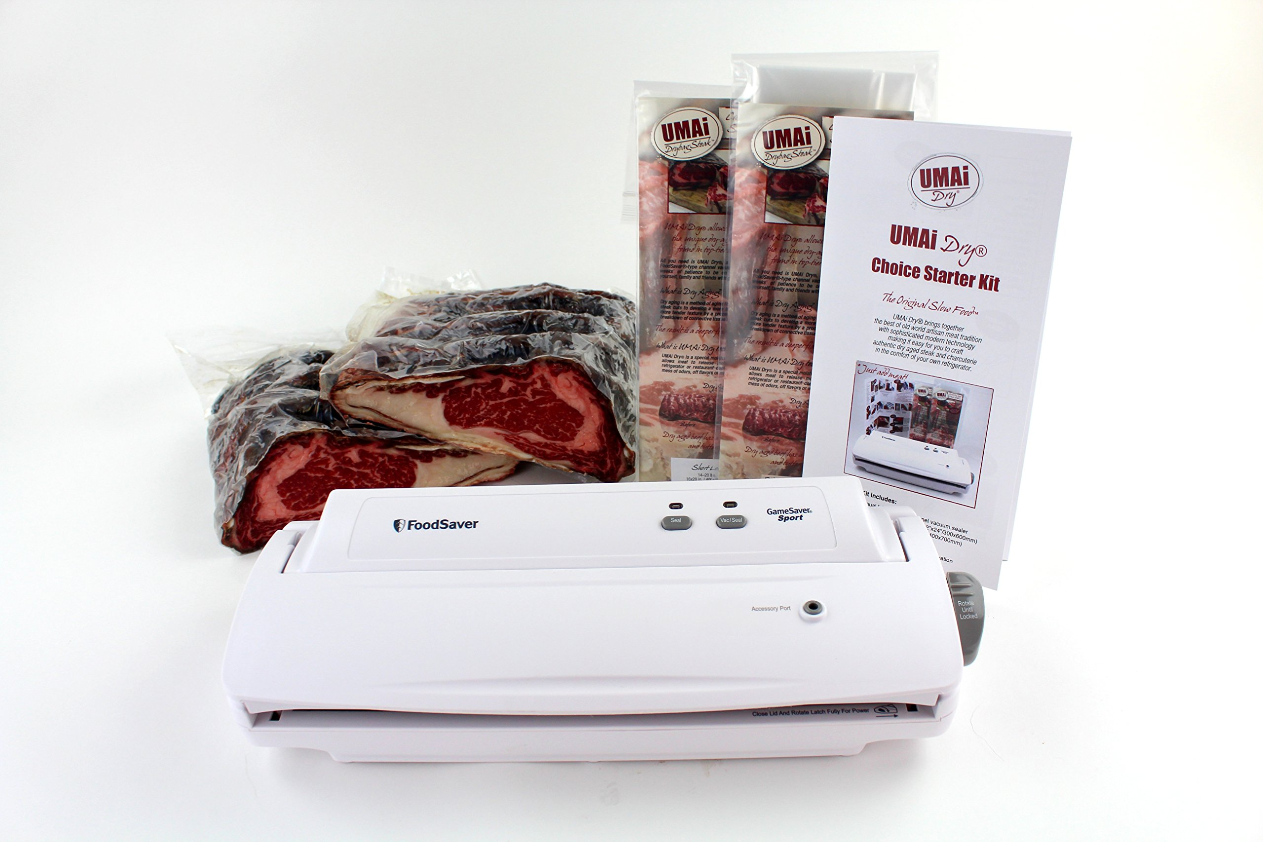 Artisan Dry Aged Steak Starter Kit
