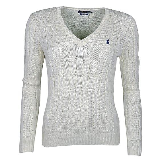 Polo Ralph Lauren Pull Femme: : Vêtements et accessoires