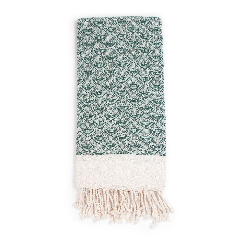hammam34 Pure algodón tejidas a mano lujo suave