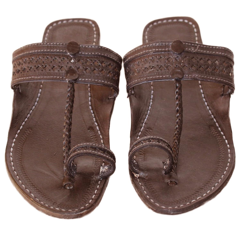 878b168f2 Amazon.com  Handmade kolhapuri leather sandals