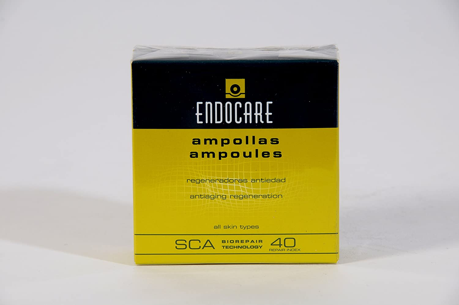 ENDOCARE Ampoules Intensive Anti-aging 7x1ml Melora