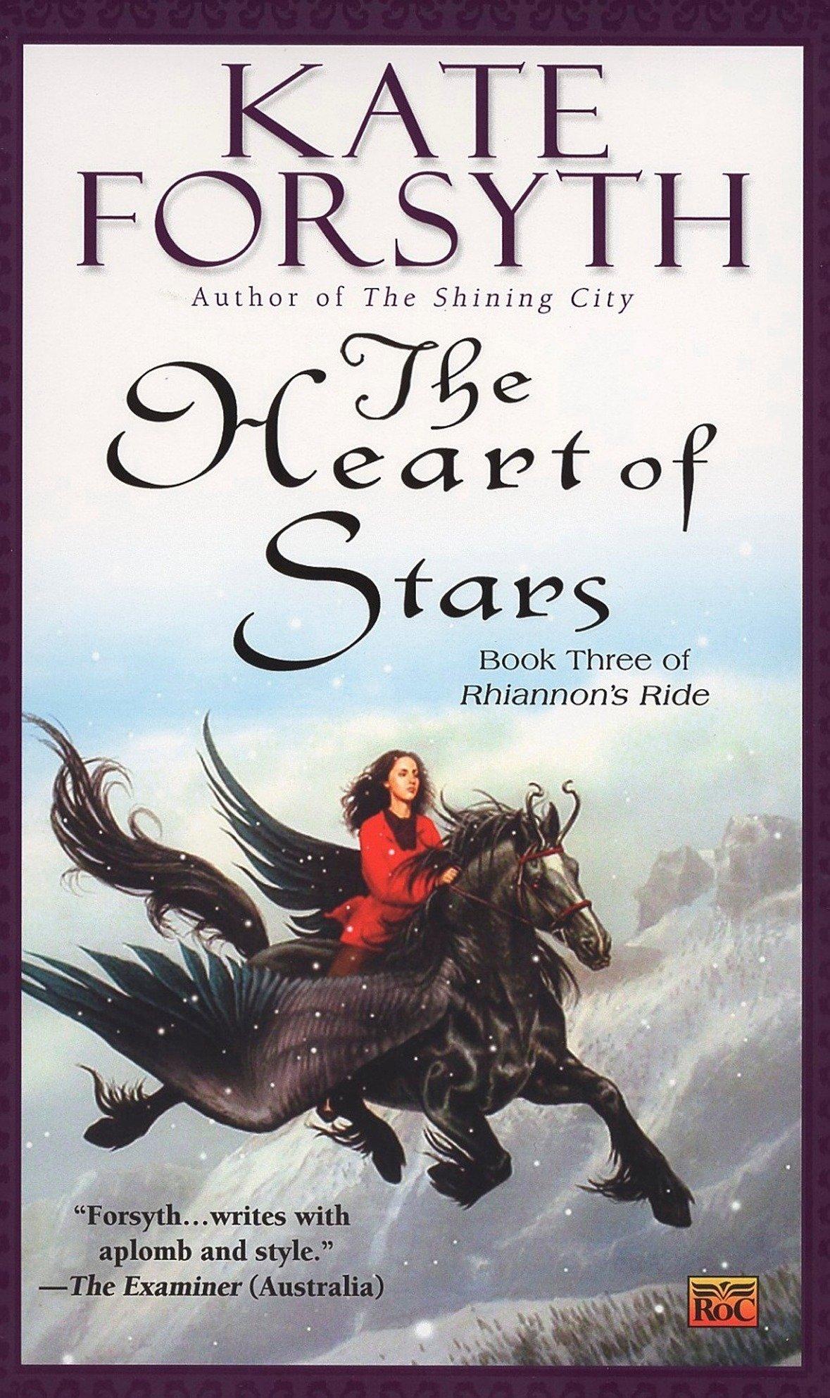The Heart of Stars: Book Three of Rhiannon's Ride ebook