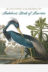 Audubon's Birds of America: The Audubon Society Baby Elephant Folio Hardcover