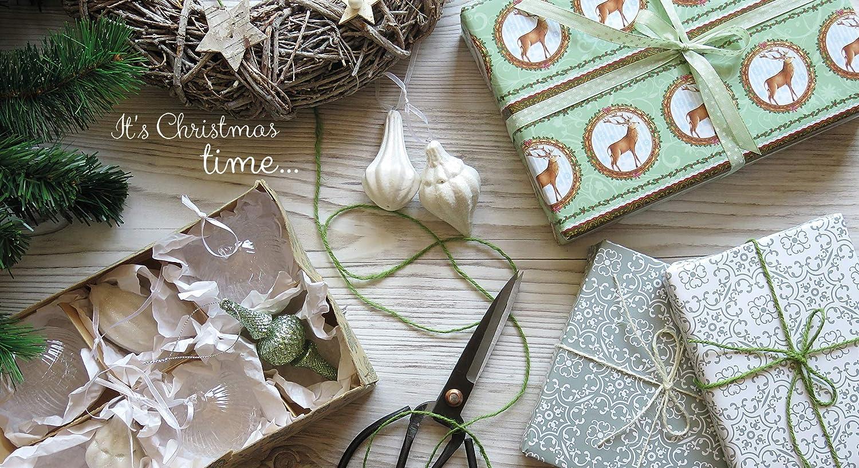 Adventskalender u.v.m. 3er-Set Weihnachts Geschenkpapier B/ögen EISB/ÄR MIT BABY in EISBLAU T/ÜRKIS zu Weihnachten /& Adventszeit /• Weihnachtspapier f/ür Weihnachtsgeschenke Format : 50 x 70 cm
