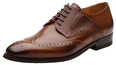véritable - cuir dapper Chaussure s co. - véritable hommes c9fae0