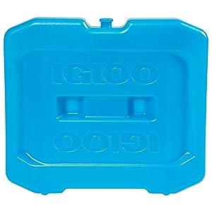 "Igloo MaxCold Ice Extra Large Freezer Block, Blue, 12"" Large x 1.75"" W x 10.5"" H"