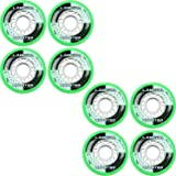 LABEDA WHEELS Inline Roller Hockey SHOOTER 8 Pack