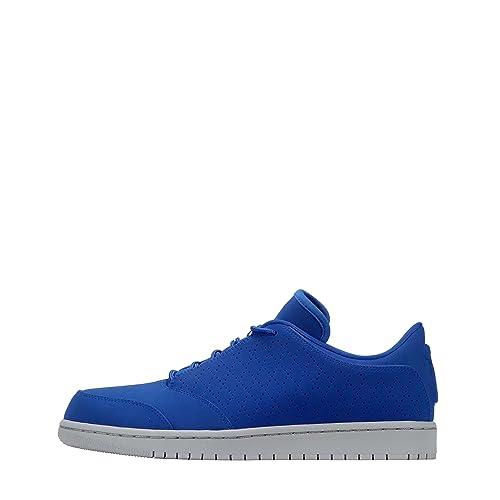 Uomo Nike Jordan 1 Flight 5 Basse SQUADRA REALE Scarpe da basket 888264 403