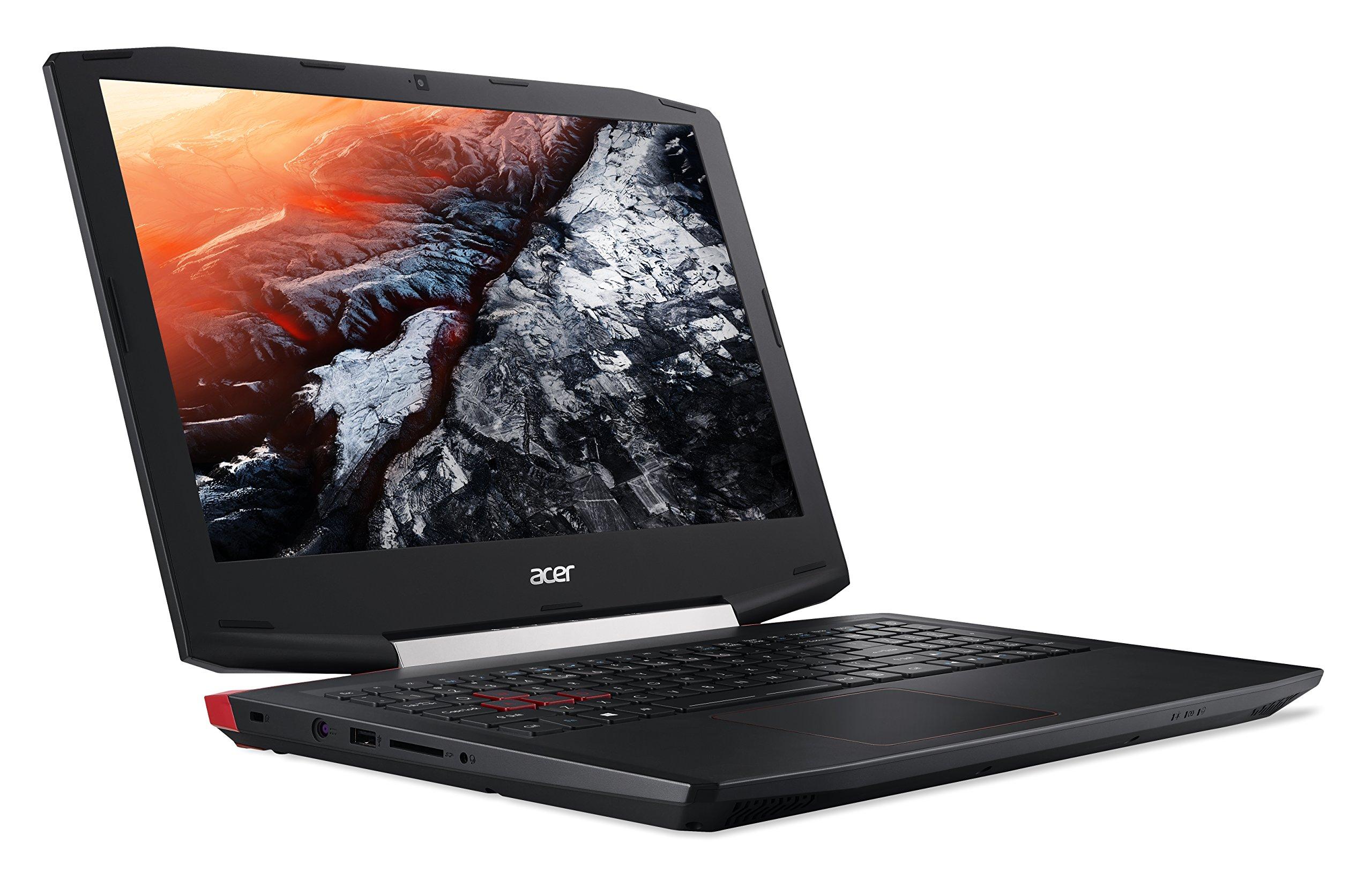 Acer Aspire VX 15 Gaming Laptop, 7th Gen Intel Core i7, NVIDIA GeForce GTX 1050 Ti, 15.6 Full HD, 16GB DDR4, 256GB SSD, VX5-591G-75RM by Acer (Image #3)