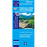 Val d'Isere/Haute Maurienne GPS: IGN.3633ET