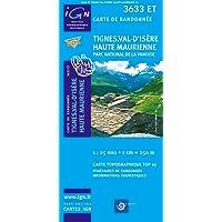 Tignes / Val d'Isère / Haute Maurienne gps: IGN.3633ET