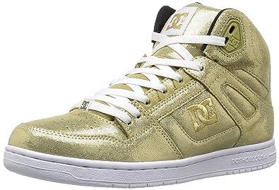 Zapatillas de skate para mujer TX SE Skate W Rebound High, dorado, 6.5 M US: Amazon.es: Zapatos y complementos