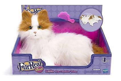 Hasbro 89987148 - FurReal Friends Katze Lulu - farblich sortiert