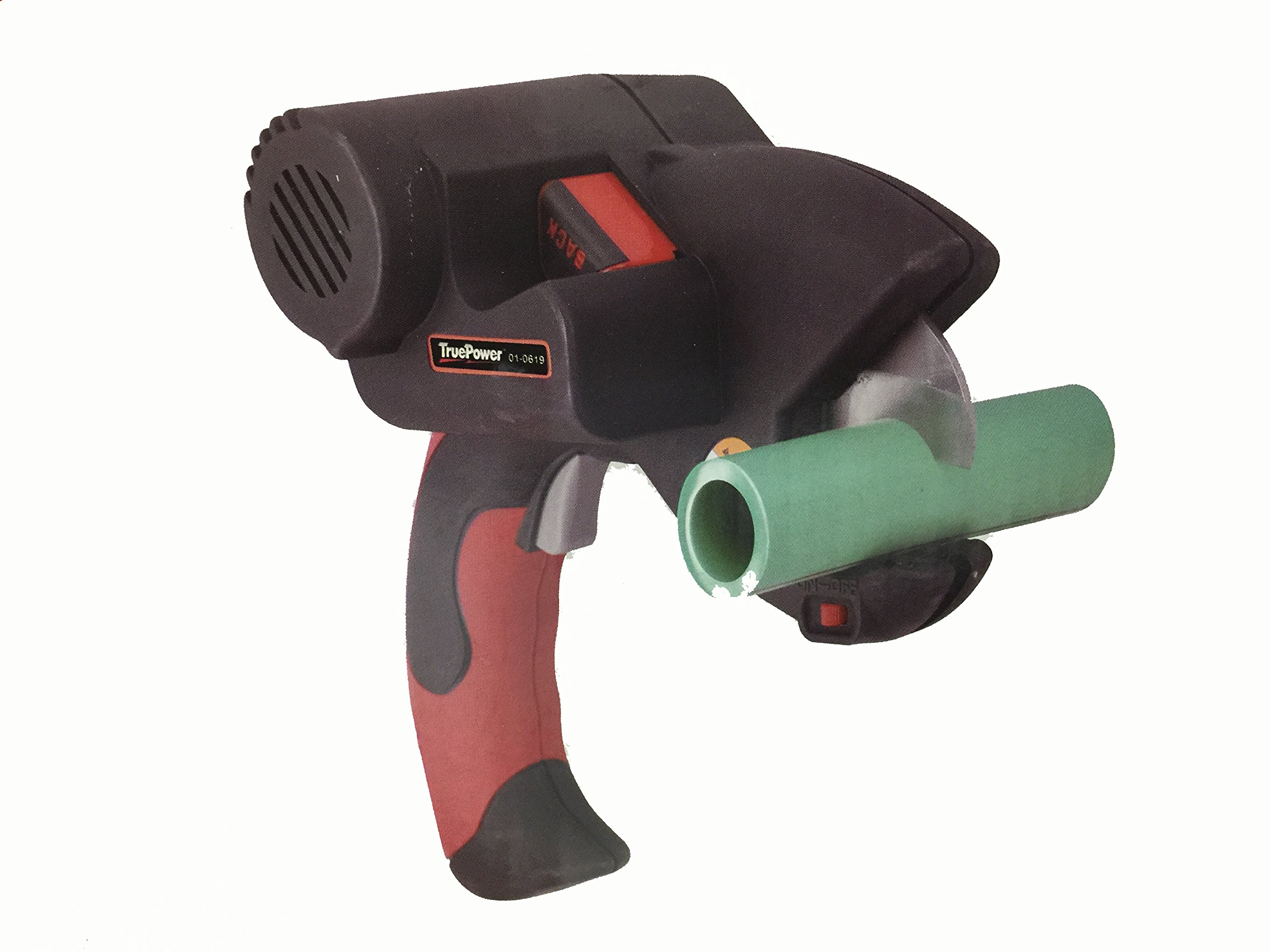 TruePower 01-0619 9.6V Battery Powered Rechargeable Cordless PVC Pipe Cutter