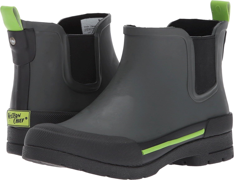 Western Chief Kids Classic Twin Gore Rain Boot Black