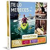 Smartbox - Caja Regalo - TE LO MERECES - 1980 experiencias gastronómicas, tratamientos de Bienestar o Actividades de Aventura