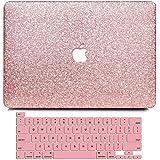 BELKA MacBook Pro 13 inch Case 2020 2019 2018 2017 2016 Release A2338 M1 A2251 A2289 A2159 A1989 A1708 A1706, Glitter Sparkly