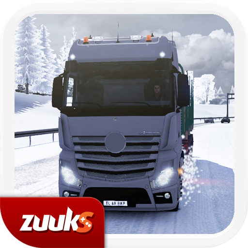 Winter Road Trucker 3D
