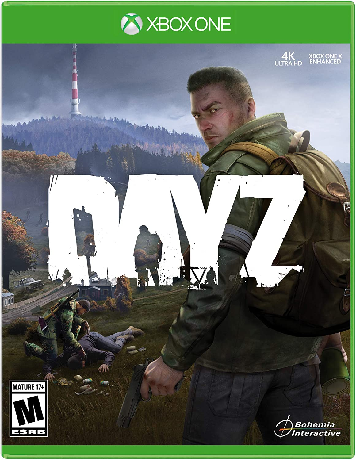 Amazon com: Dayz - Xbox One: Ui Entertainment: Video Games