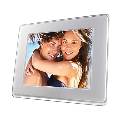 Buy Samsung SPF-83V 8-inch Wireless Digital Photo Frame with Built ...