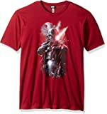 STAR WARS Mens STRW2206-10001001 Dark Lord Graphic T-Shirt Short Sleeve T-Shirt